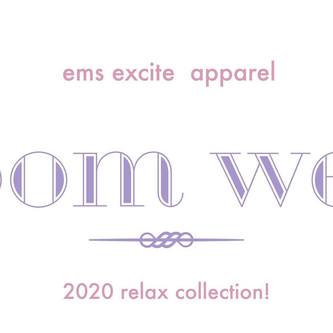 ︎🧸coming soon🧸ついにエムズエキサイトからRoom wearが登場します!お楽しみに!#emsexcite #エムズエキサイト#emsexciteコーデ #パジャマ #ルームウェア#リラックスウェア #おうち時間 #おこもり