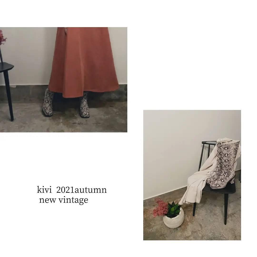 ミドルブーツ¥9,800+taxblack/animalsize:M/L9月中頃入荷予定。今年の秋冬はロングブーツがトレンド。足元から秋を取り入れてみてはいかがでしょうか。#kivi_official#キヴィ#kivi#kivi2021aw#大人ファッション#大人カジュアル #ootd#kivi_ootd#ブーツ#ロングブーツ#ミドルブーツ#大人可愛い#高見え#20代コーデ#30代コーデ#大人コーディネート#fashion#wear#オンオフ#ニューノーマル