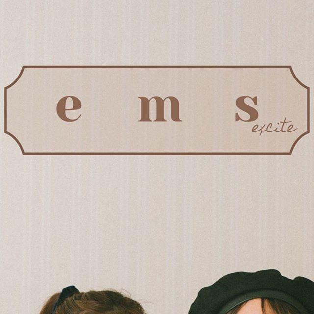 ♢emsexcite ♢2019  Autumn#emsexcite #エムズエキサイト