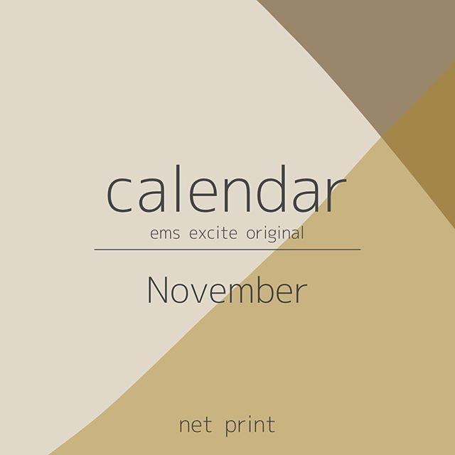 ︎\ エムズオリジナル #カレンダー //エムズオリジナルのカレンダー2020年12月までまとめて配布!毎月、季節のお花がお迎えしてくれます️B5とハガキサイズがあるのでお好きな方をプリントしてね!※二次利用・再配布は禁止しております#emsexcite #エムズエキサイト#ネップリ #ネップリ配布 #ネットプリント #11月 #november