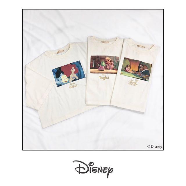 ︎Disney design item————————————————EP052411C001〈Disney Princess〉半袖TEE¥2300+taxemsexciteからDisney Princessデザインの半袖TEEが登場!作品のワンシーンの転写プリントが目を惹きます#Disney #Disneyprincess #princess#ディズニー #ベル #アリエル #ラプンツェル#emsexcite #エムズエキサイト