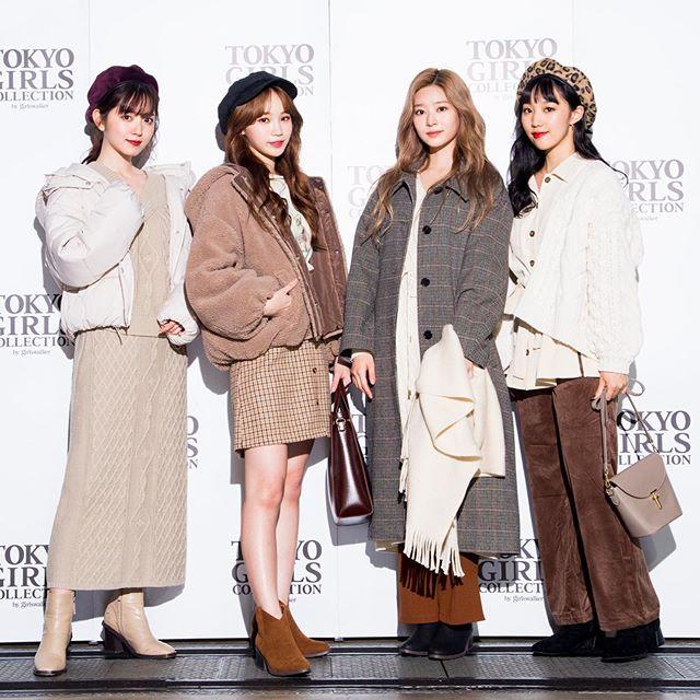.【TGC  KITAKYUSHU 2019】.10月5日(土)に開催されましたtakagi presents TGC  KITAKYUSHU 2019by TOKYO GIRLS COLLECTIONにRETRO GIRL出演致しました.(左から)鈴木愛理さん @airisuzuki_official_ufキム・チェウォンさん(IZ*ONE) @official_izoneキム・ミンジュさん(IZ*ONE) @official_izone重留真波さん @shigetome.manami.official.可愛く着用して頂き ありがとうございました..#TGC #TGC北九州 #tgckitakyushu #tgc北九州2019 #TGckitakyushu2019#RETROGIRL #retrogirl_official#鈴木愛理 #suzukiairi#重留真波 #shigetomemanami#アイズワン #아이즈원 #IZONE#キムチェウォン #kimchaewon #김채원#キムミンジュ #kimminju #김민주
