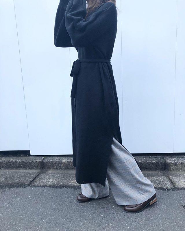 .【pickup item】.🏷RW980022C008 共リボン付NTワンピ▷¥3,900+tax(店舗入荷中).∥color∥orange / brown / black.モデル:157cm.#retrogirl#newarrival#fashion#Autumn#knitonepiece#レトロガール#カジュアル#カジュアルアイテム#プチプラ#プチプラアイテム#プチプラファッション#プチプラコーデ#ニットワンピース#スリットワンピース