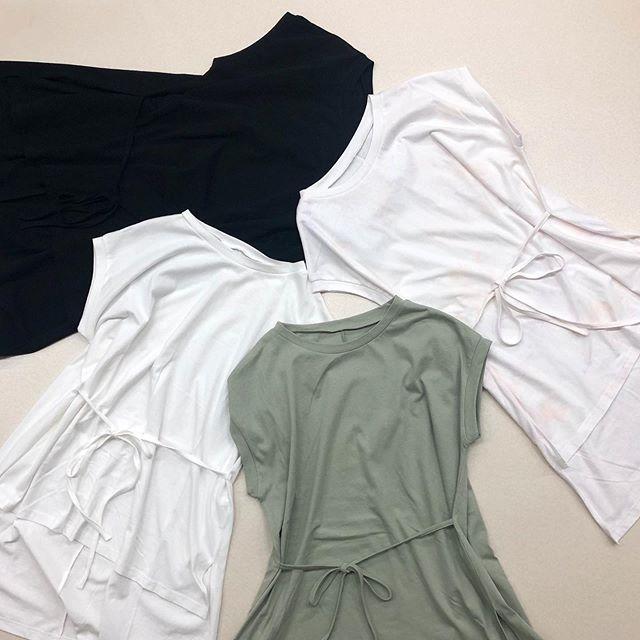 .【hit item】🏷RS027411C102USAコットンTee▷¥1,900+tax(店舗入荷中  オンライン入荷中)∥color∥white / green / black / tie dye#retrogirl_style#retrogirl2020ss#レトロガール#レトロガールコーデ#USAコットンt#タイダイtシャツ